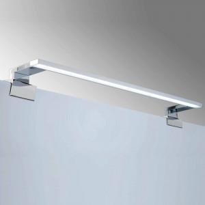 Aplic de bany LED Baho PULSAR 60 cm cromat llum freda