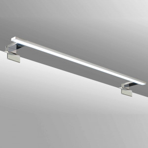 Aplic LED 80 cm cromat PULSAR