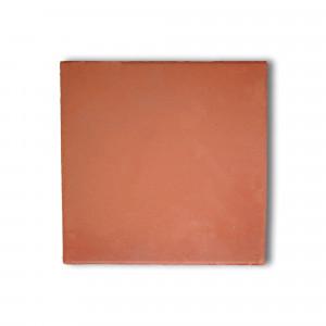 Pz. la escandella baldosa roja 20x20x1 (ab120)