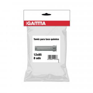 Bolsa Gamma tamic para anclaje quimico 20x85 (12un)