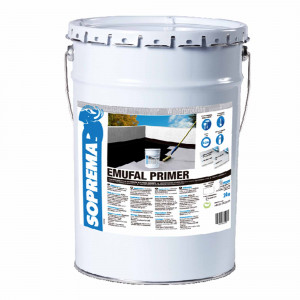 Bote emufal primer emulsion asfaltica base acuosa 24kg