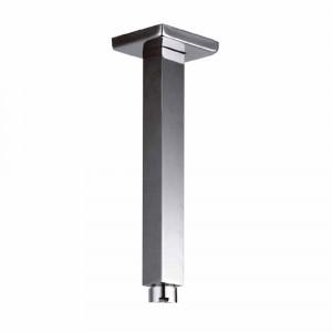 Braç a sostre per a ruixador Baho CITY cromat 25 cm