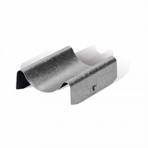 Caja Valles pieza de empalme perfil TC60 alto25 largo80 (100 un)