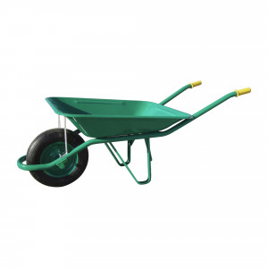 Carretillas Theca c1-650 verde r/n montada