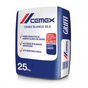 Cemento Cemex bl 22.5x saco 25kg