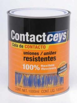Cola contacto Ceys bote 1 litro