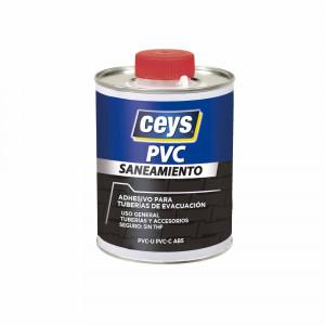 Cartucho Ceys pvc saneamiento tapon pincel 250ml