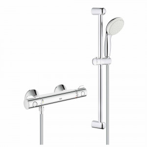 Grohe 34565001 set grohtherm 800 + new tempesta
