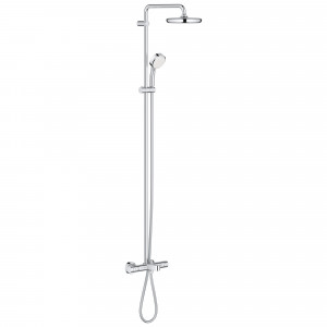 Grohe 26223001 sistema new tempesta baño ducha 210 mm