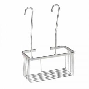 Contenidor de dutxa per a penjar Baho PANIER cromat 26,8x14,8 cm