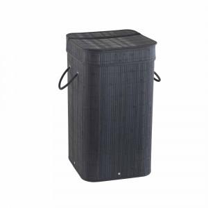 Pz.Gedy cesto contenedor g-tatami negro bambu