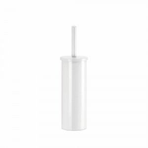 Pz.Gedy escobillero g-flip bianco PVC