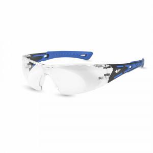 Pz.gafas proteccion Pegaso black white incolora