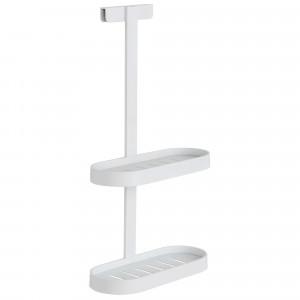Contenidor doble de dutxa Baho LOOPS blanc 30 cm