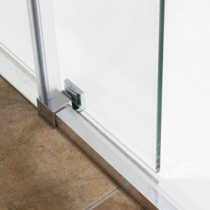 Mampara PALIO de dutxa frontal 107-110 cm