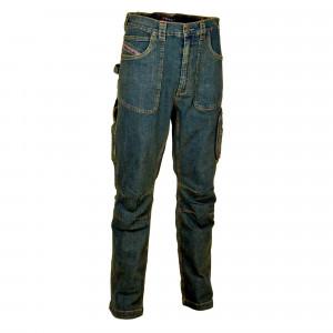 Pantalon Cofra mod.barcelona talla 52 blue jeans
