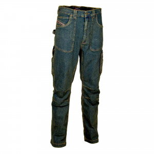 Pantalon Cofra mod.barcelona talla 54 blue jeans
