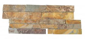 M2 piedra nat.india -z- 20x50 natural multicolor NEW