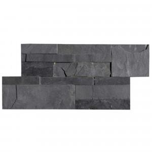 M2 piedra nat.india -z- 18x35 negra (8Pz/cj)