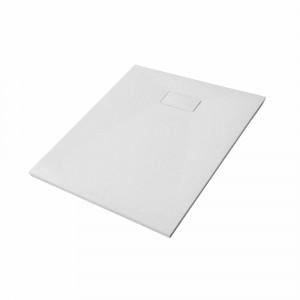 Plat MAISON de dutxa blanco amb vàlvula 120x70 cm
