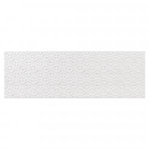 Revestiment pasta blanca Terradecor JASMINE relieve 30x90 cm