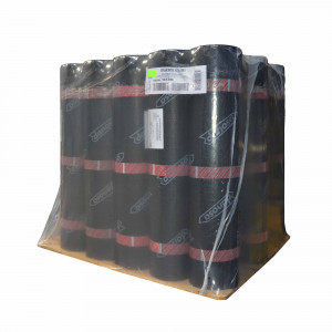Rollo tela asfaltica asfalgam aditiv. 3kg fv 1x10
