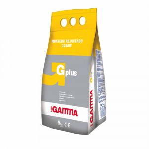 Sac Gamma GPLUS de morter per a juntes blanc 5 kg