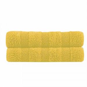 Pz. Sorema new plus toalla 50x100 mustard