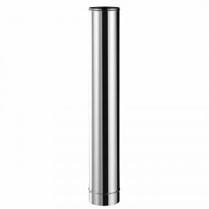 Pz.Bofill tubo acero inox diam.120 aisi 304sp