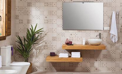 8 Ideas de tendencias en baños para este 2019