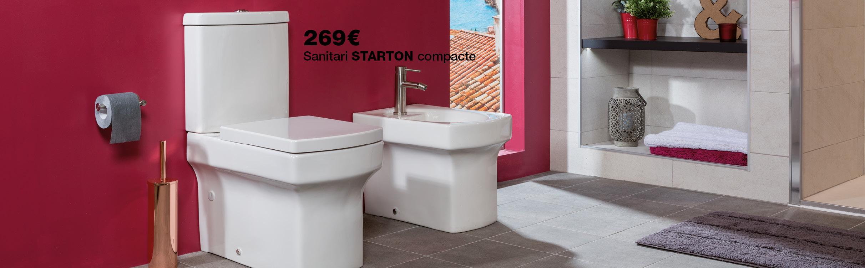 Sanitari STARTON per 269€
