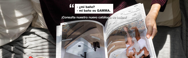 Mi baño es GAMMA