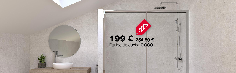 Equipo de ducha OCCO