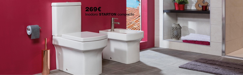 Inodoro STARTON por 269€