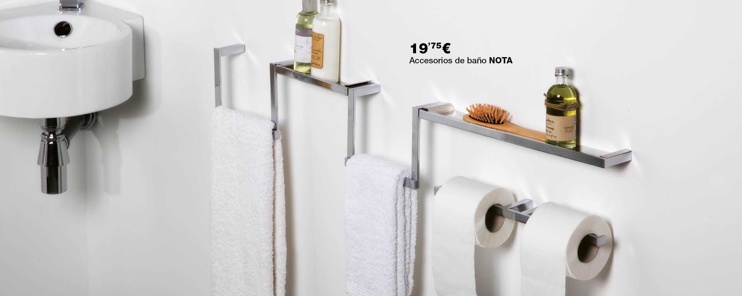 Accesorios NOTA desde 19,75€