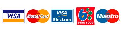 Formas de pago en la tienda online de Grup Gamma