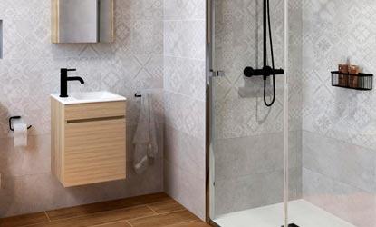 Tendencias en baños: vuelven los baños de Instagram