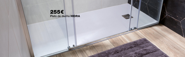 Grifo ducha bricodepot excellent cabinas de ducha for Plato ducha bricomart