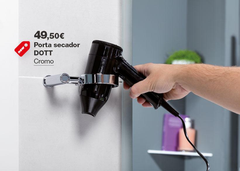 Porta secador para el pelo DOTT